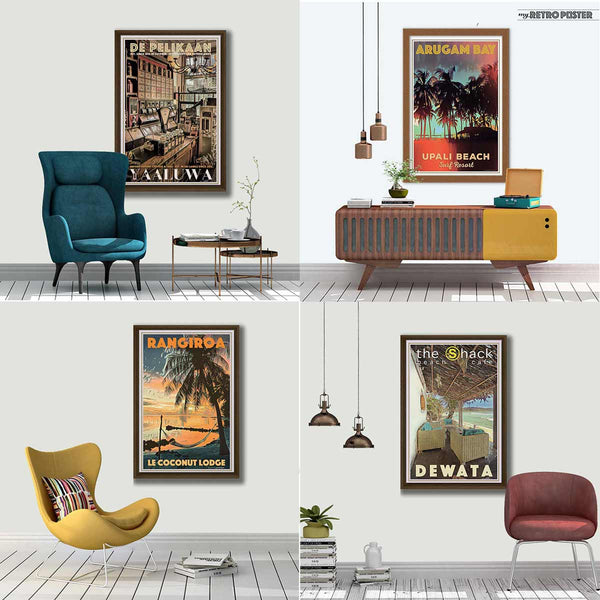 Business Custom Posters - Art Prints Collector for brands