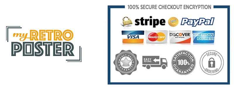 Secured Payments by Stripe and PayPal