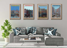 Load image into Gallery viewer, Amsterdam Art Prints Collection - Dutch Boho decor
