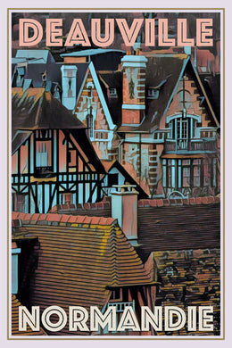 ROOFS - DEAUVILLE