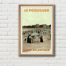Load image into Gallery viewer, Vintage poster - LE POULIGUEN - Vintage poster Baleares