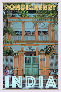 PONDICHERRY LYCEE FRANCAIS - INDIA