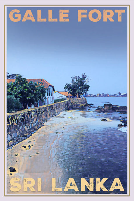 DUTCH HOSPITAL - GALLE FORT