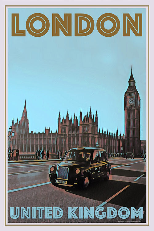 LONDON CAB - UK