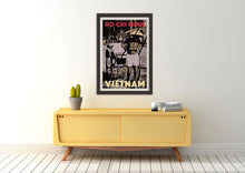 Load image into Gallery viewer, Vintage poster HO CHI MINH VIETNAM - MyRetroposter