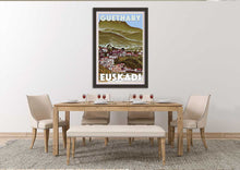 Load image into Gallery viewer, GUETHARY SEA FRONT - Limited Edition Poster
