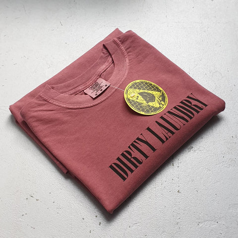 DIRTY NIRVANA Tee (burgundy)