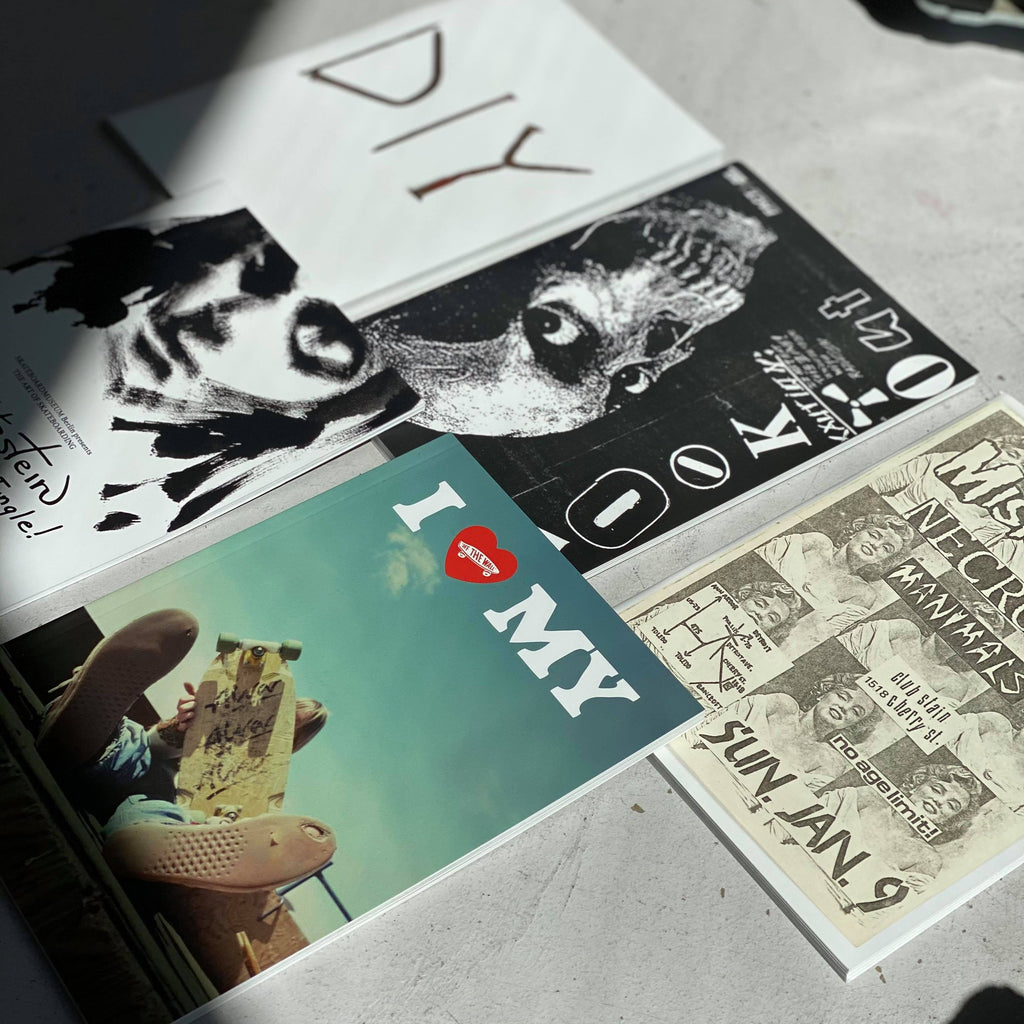 Skateboard Museum - Zine Collection
