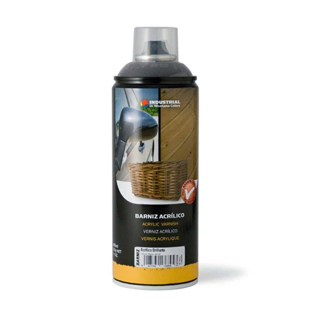 MTN Industrial Acrylic Varnish 400ml