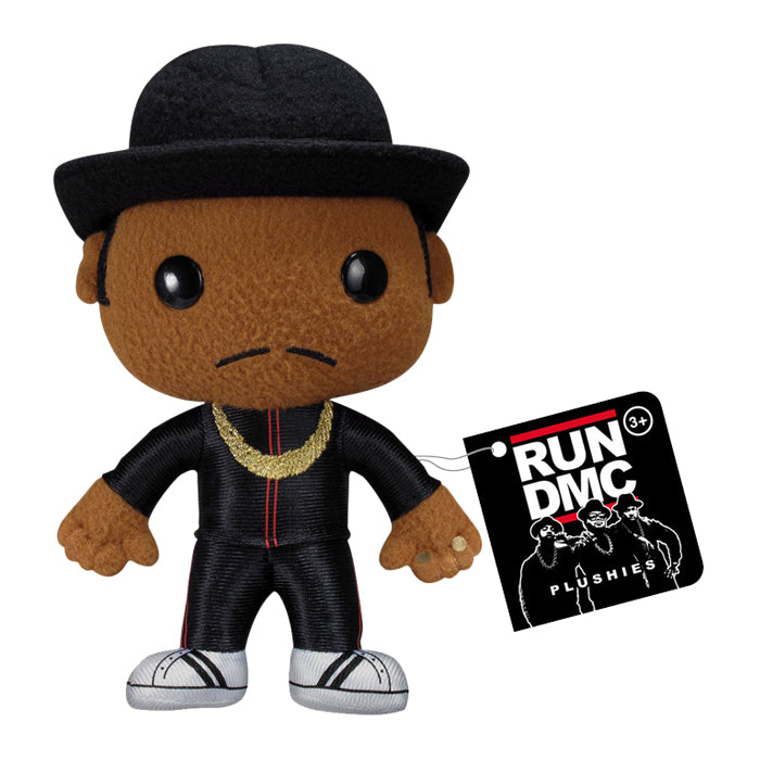 "RUN DMC 7"" Reverend Run Plush"