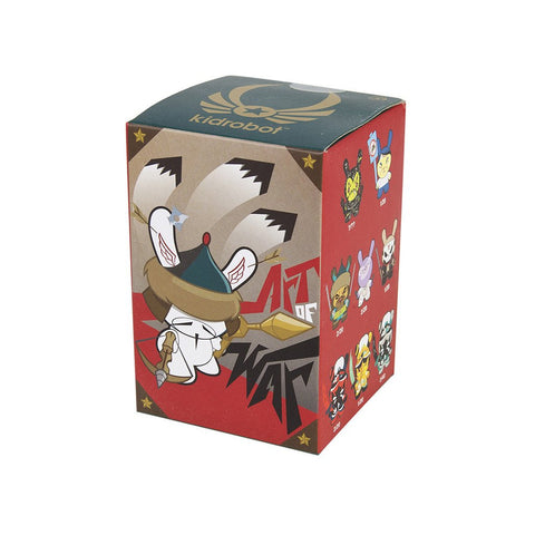Dunny 2014 - Art Of War Blindbox Series