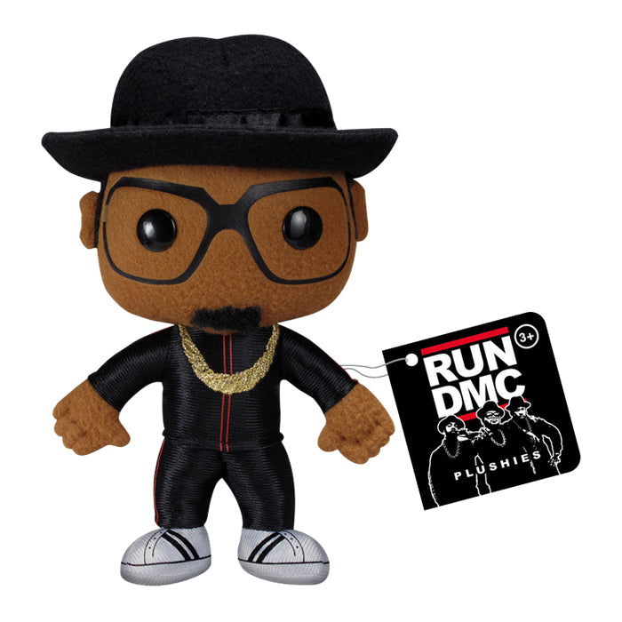 "RUN DMC 7"" Darryl McDaniels Plush"