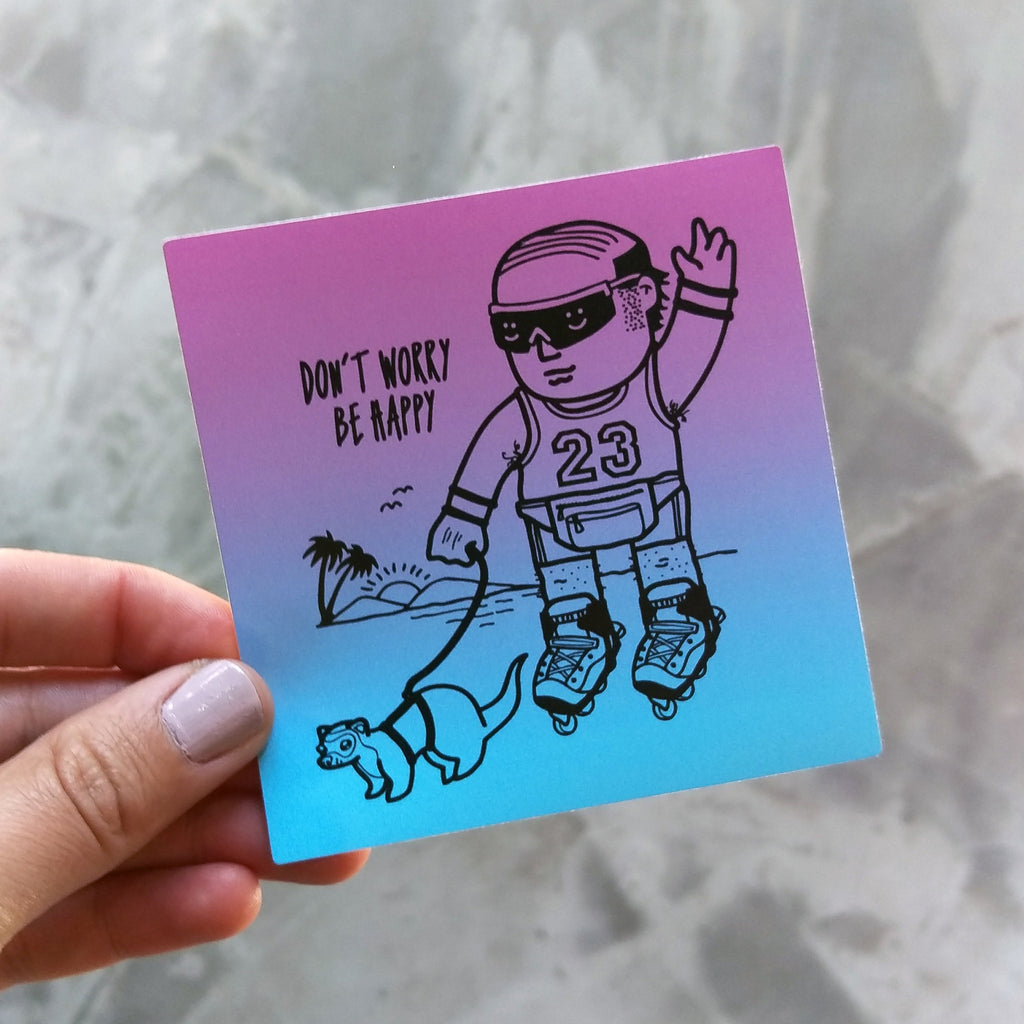 Dirty Laundry Sticker Pack - Series 2