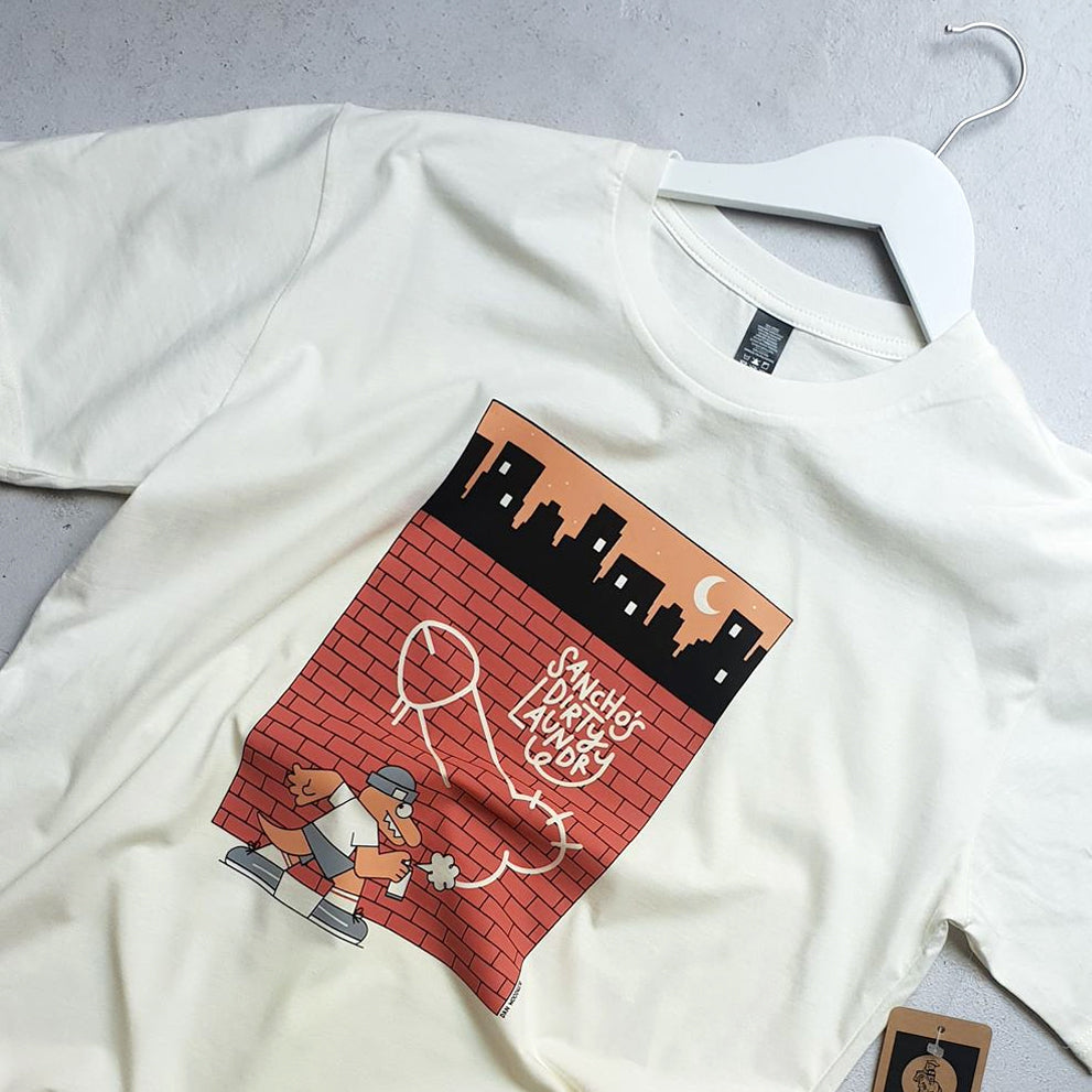 Express Yourself Tee (warm colourway)