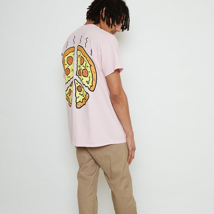 Peace Pizza Tee