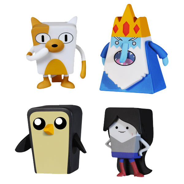 Adventure Time Collectible Vinyl Figures with Tin