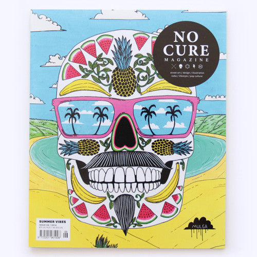 No Cure Magazine - Issue 6 (Cover A) - Summer Vibes