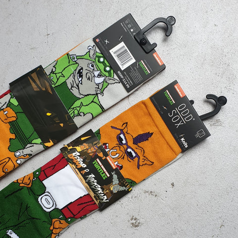 Bebop & Rocksteady Sock