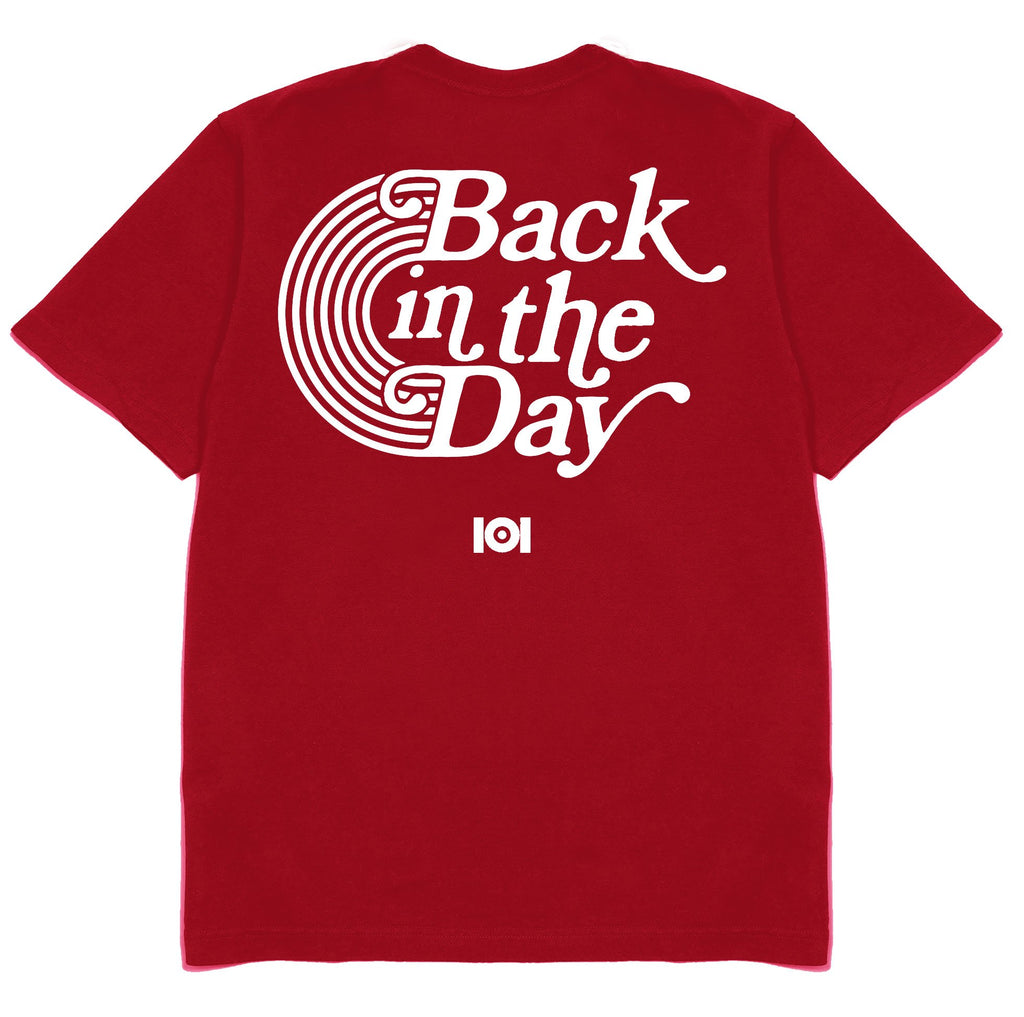 Back In The Day Tee (red)