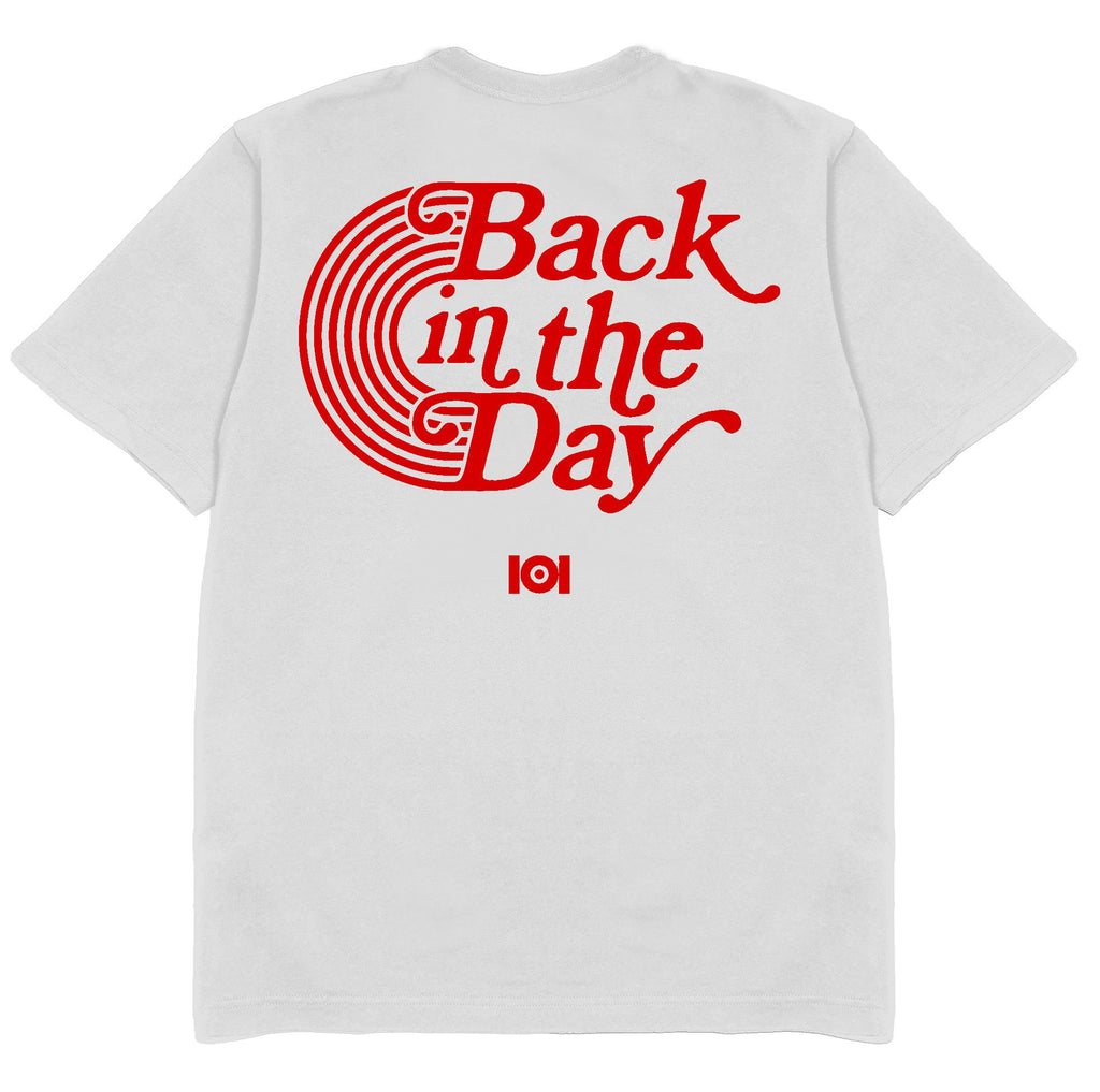 Back In The Day Tee (white)