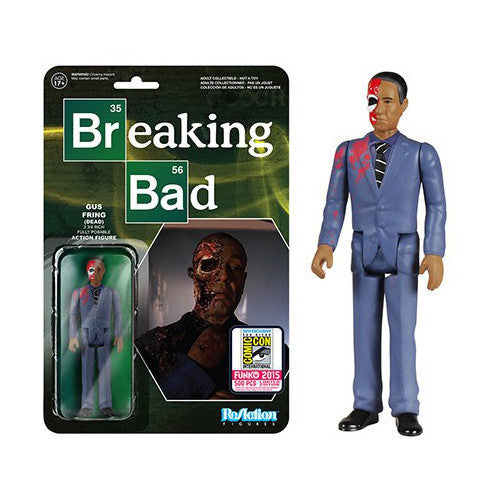 ReAction - Breaking Bad: Gus Fring (Dead)