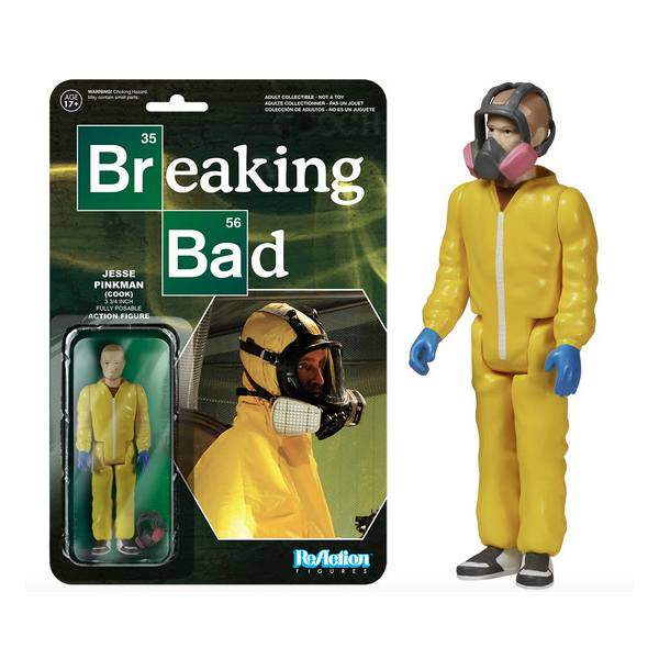 ReAction - Breaking Bad: Jesse Pinkman (Cook)