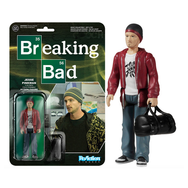 ReAction - Breaking Bad: Jesse Pinkman