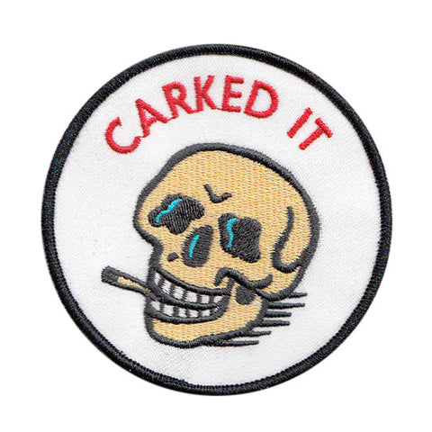 Carked It - Patch