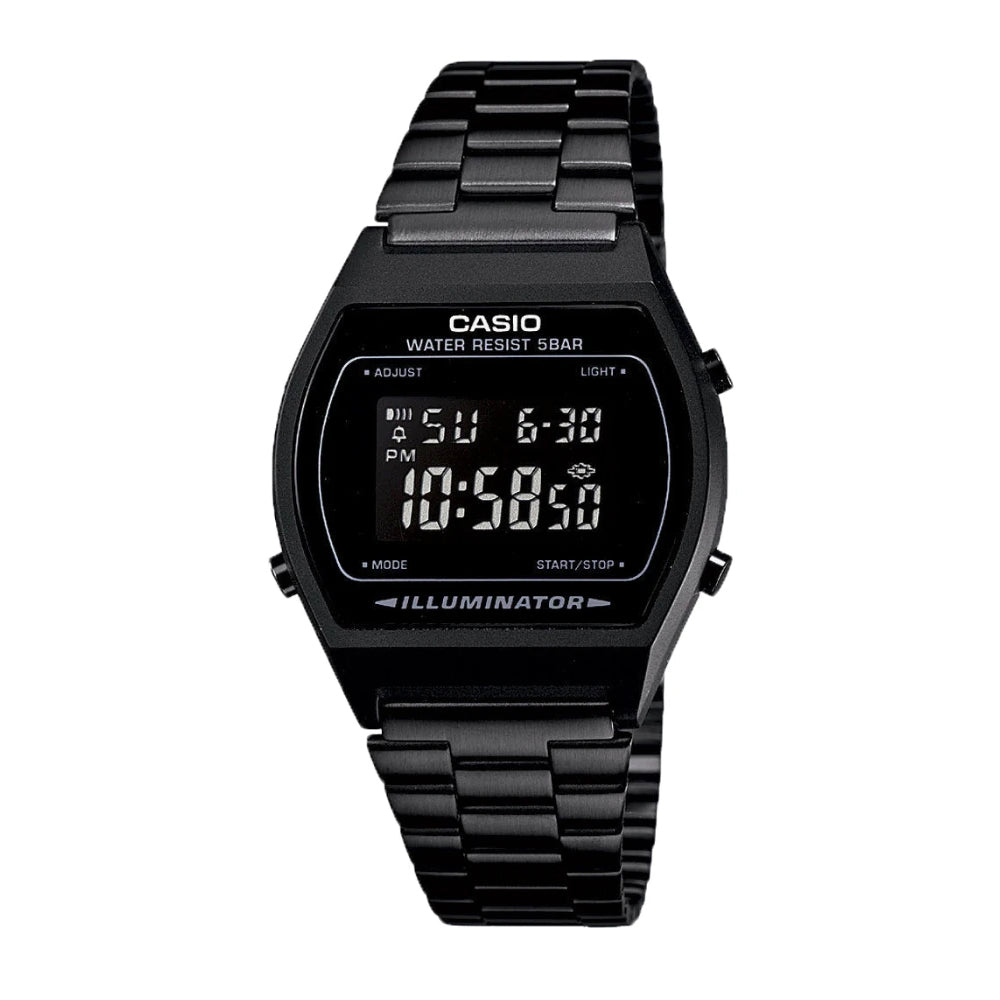Casio B640WB-1BEF Black Band Unisex