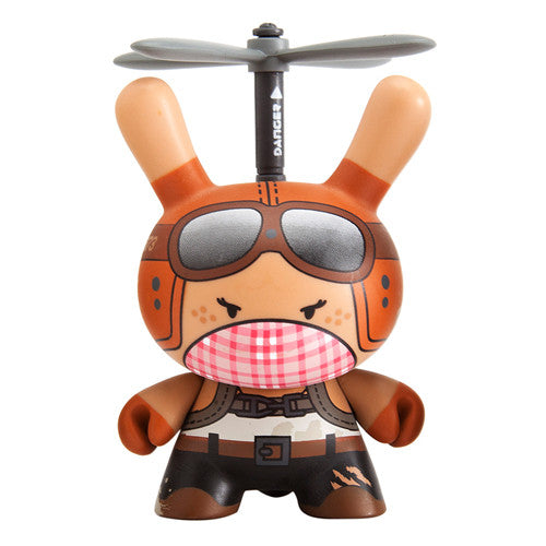 Dunny Post-Apocalypse - Copter Girl