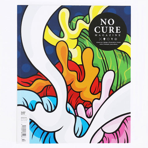 No Cure Magazine - Issue 10 (Cover A)
