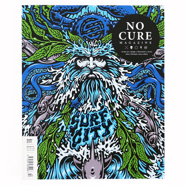 No Cure Magazine - Issue 10 (Cover B)