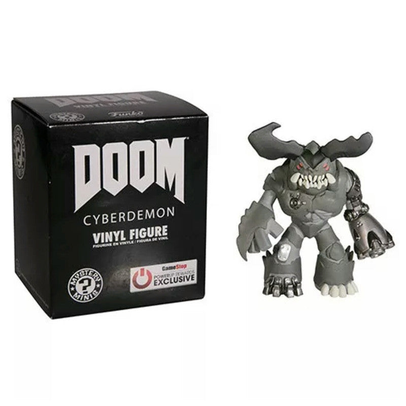 DOOM Cyberdemon Mini Figure
