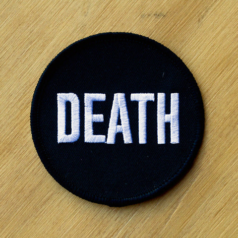 Death - Patch