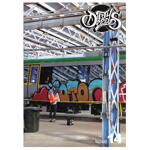 Dirty Deeds Magazine - Issue 14