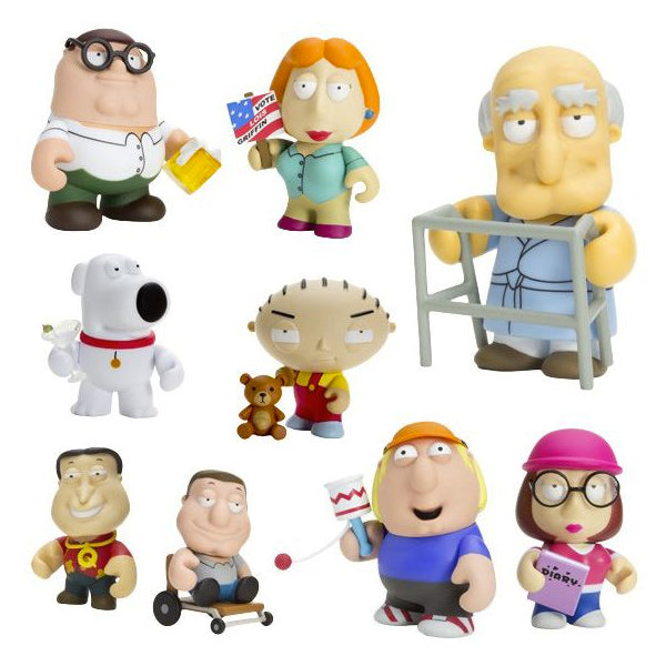 "Family Guy 3"" Blindbox Series"