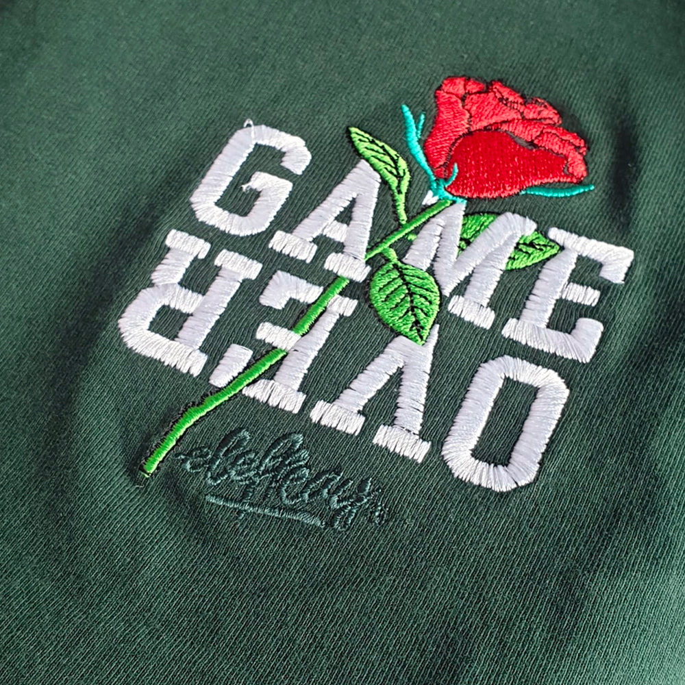 Game Over Champion® (bottle green)