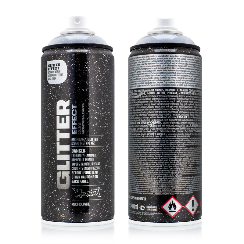 Montana Glitter Effect Spray 400ml