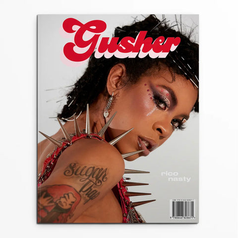 Gusher Magazine - Issue 4