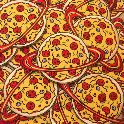 Planet Pizza - Patch