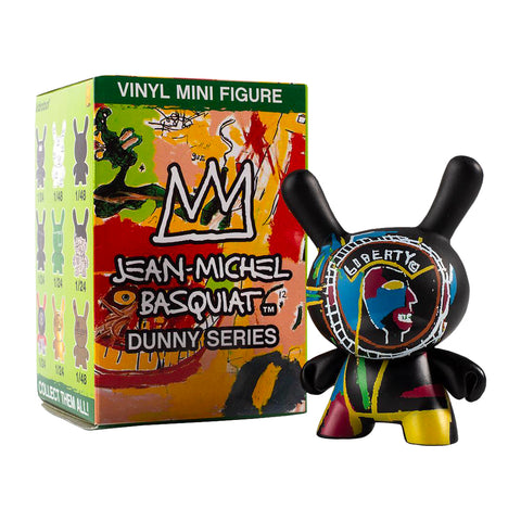 Jean-Michel Basquiat Blind Box Miniseries