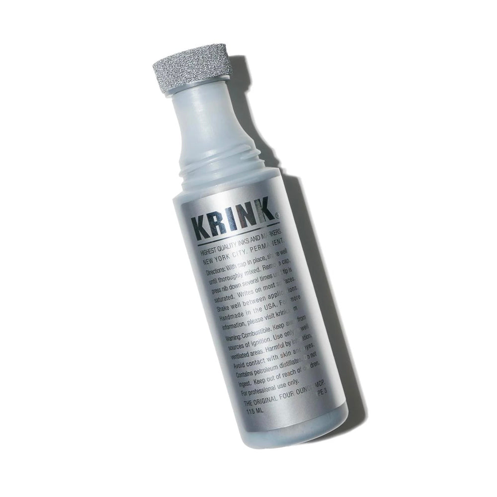 Krink 4oz Mop - Silver Chrome