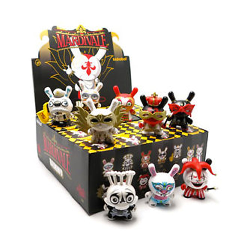 "Dunny Mardivale 3""Dunny Blindbox Series"