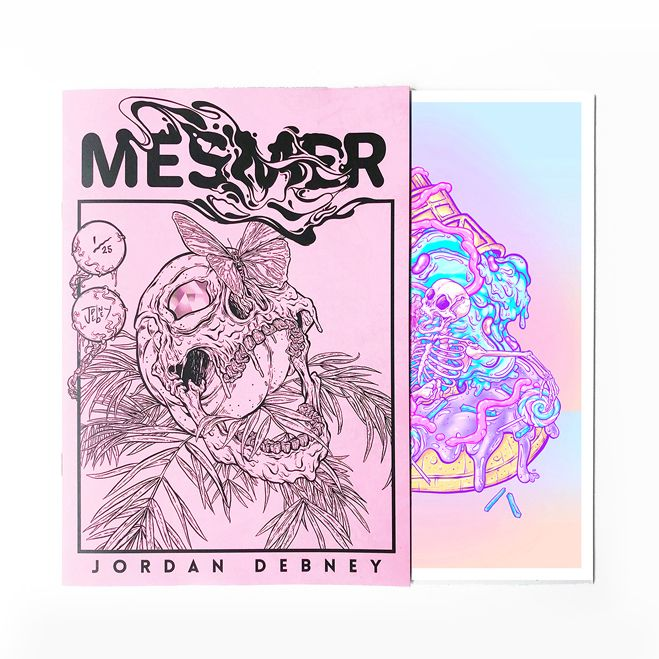 Mesmer Zine - Limited Edition