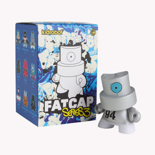 Fat Cap - Series 3 Blindbox