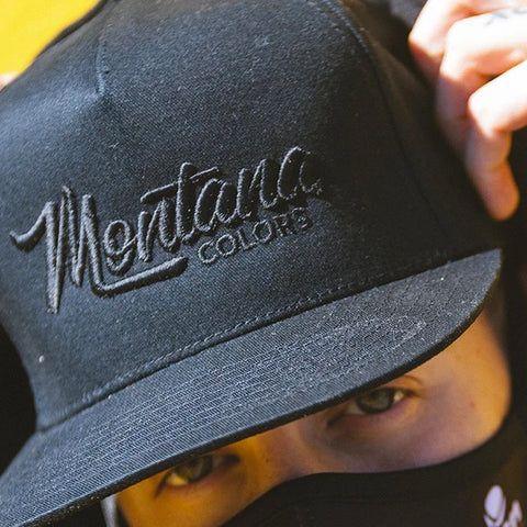 MTN Embroidered Snapback