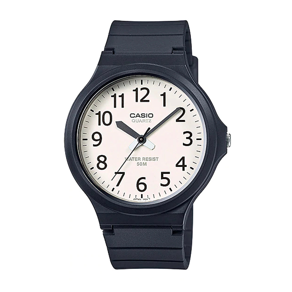 Casio MW-240-7BVDF Black Watch Unisex