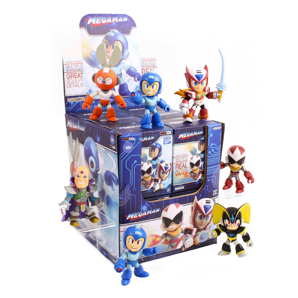 Megaman Vinyl Figure Blindbox
