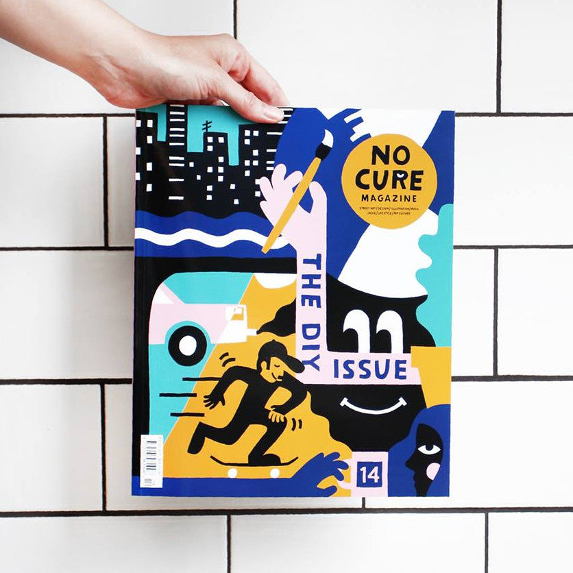 No Cure Magazine - Issue 14
