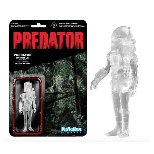 ReAction - Predator (Invisible)